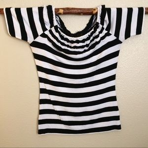 The Limited striped Tunic